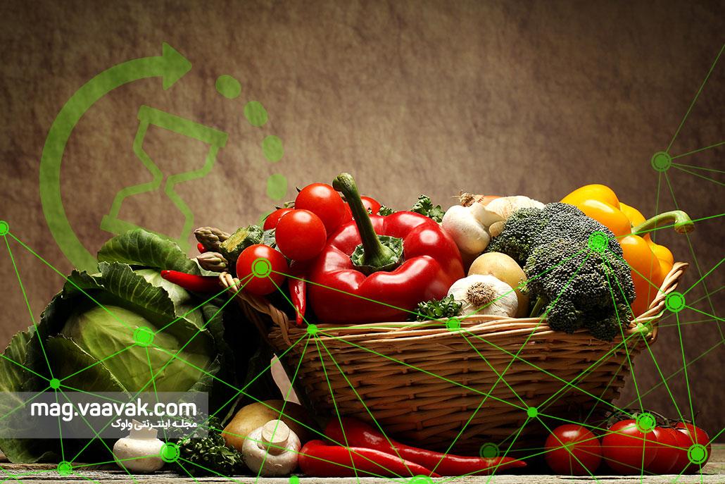 چالش نوآوری افزایش زمان ماندگاری محصولات کشاورزی