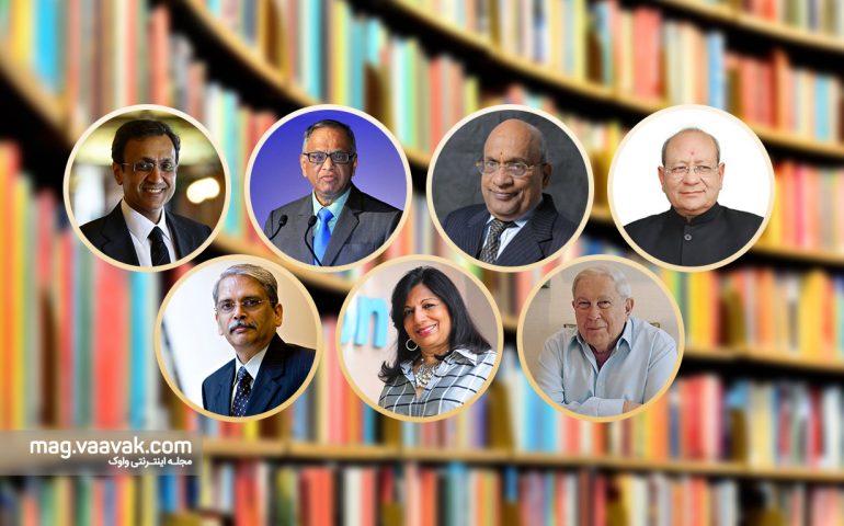هفت کتاب به پیشنهاد هفت میلیاردر هندی