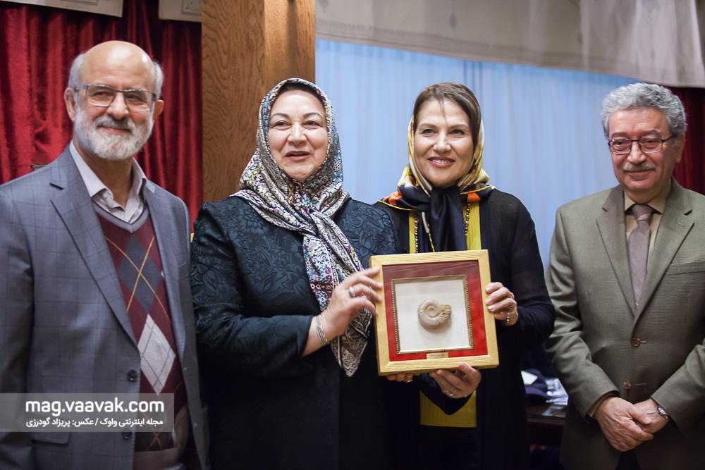 مراسم اهدای سومین جایزه چراغ