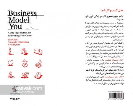 کتاب مدل کسب و کار شما