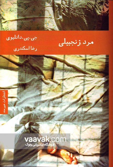 کتاب مرد زنجبیلی