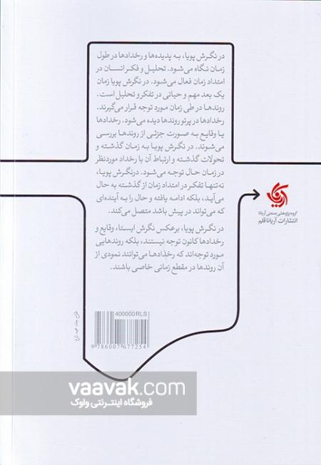 تصویر پشت جلد کتاب پویاشناسی سیستمها؛ جلد ۱: دیدگاه سیستمی