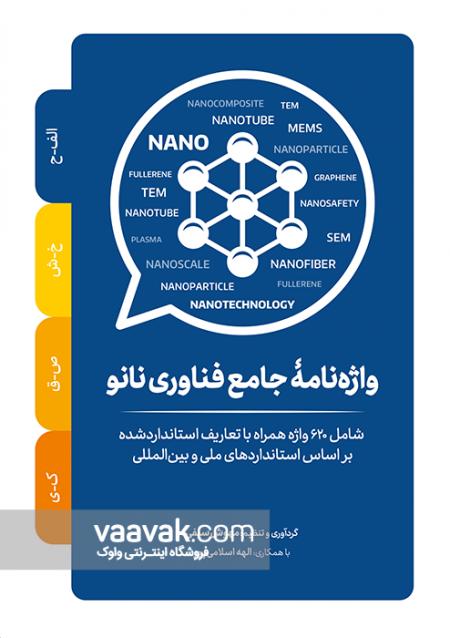 کتاب واژهنامهٔ جامع فناوری نانو